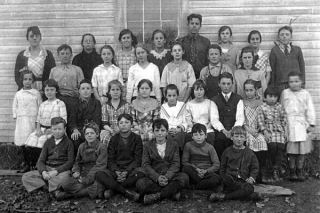 Photo: Parade School 1920's
